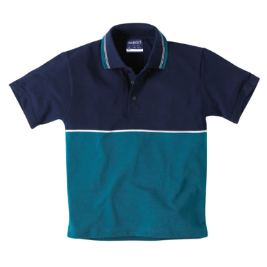 Picture of Engineered Striped polo