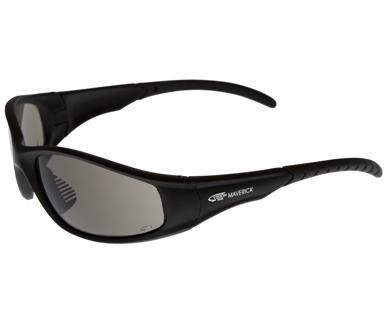 Picture of VisionSafe -242BKSD - Smoke Hard Coat safety glass