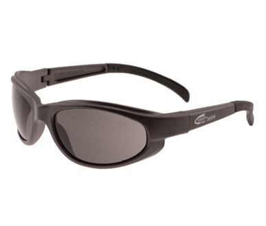 Picture of VisionSafe -271GMSD - Smoke Hard Coat safety glasses
