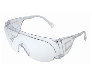 Picture of VisionSafe -209CLCL - Clear Uncoated Safety Glasses