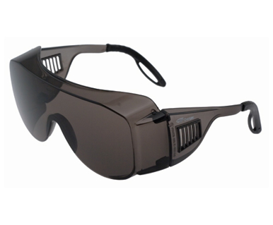Picture of VisionSafe -018GYSD-XL - Grey Hard Coat Safety Glasses