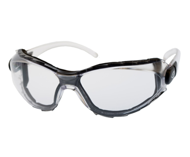 Picture of VisionSafe -125FCLCLAF - Clear Anti-Fog Anti-Scratch Safety Galsses