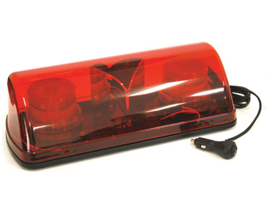 Picture of VisionSafe -AL5106M - LED BEACON MAGNETIC MINI BAR - Magnetic Base