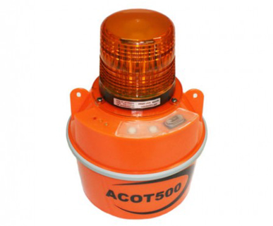 Picture of VisionSafe -ALB7006B - PORTABLE RECHARGEABLE BEACON - 0 Magnets