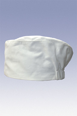 Picture of Chef Works - BNWH - White Basic Beanie