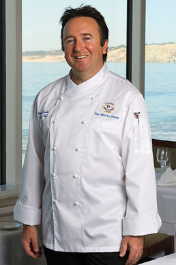 Picture of Chef Works - ECCW - Milan Egyptian Cotton Chef Coat