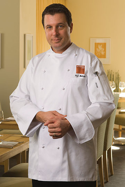 Picture of Chef Works - CCHR - Henri White Executive Chef Coat