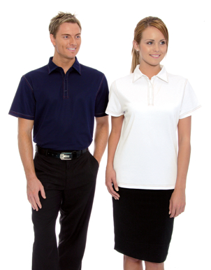 Picture of Grace Collection - ST1012_Mens - Mens Raymond Polo