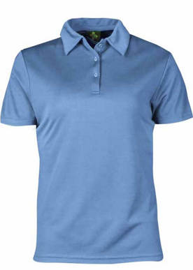 Picture of Aussie Pacific - 2307-Botany Ladies Polo Shirts