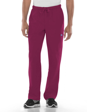 Picture of CHEROKEE-CH-4000S-Cherokee Workwear Men's Drawstring Cargo Petite Scrub Pant