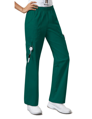 Picture of CHEROKEE-CH-4005T-Cherokee WorkWear Premium Women's Straight Leg Tall Scrub Pants