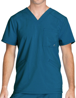 Picture of CHEROKEE-CH-CK900A-Cherokee Infinity Men's V-Neck Scrub Top