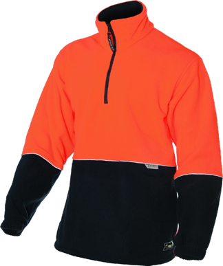 Picture of HUSKI-K8016 -Pop Over Pullover