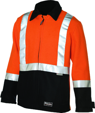 Picture of HUSKI-K8018 -Welder Jacket