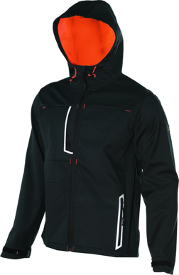 Picture of HUSKI-K8112 -Mason Jacket Softshell