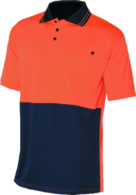 Picture of HUSKI-K8151 -Truckie Short sleeve