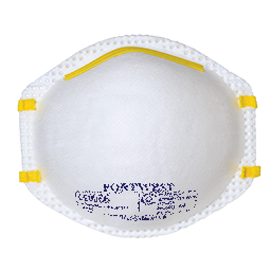 Picture of Prime Mover-P100-FFP1 DUST MIST RESPIRATOR