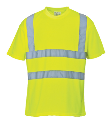 Picture of Prime Mover-S478-Hi-Vis T Shirt