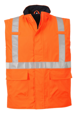Picture of Prime Mover-S776-Bizflame FR Bodywarmer