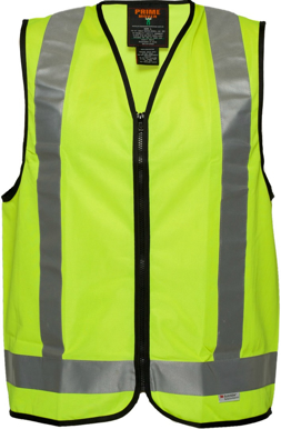 Picture of Prime Mover-MV188- Day/Night Cross Back Vest