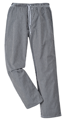Picture of Prime Mover-C079-Bromley Chef Trousers