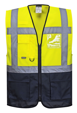 Picture of Prime Mover-C476-Warsaw Executive Vest