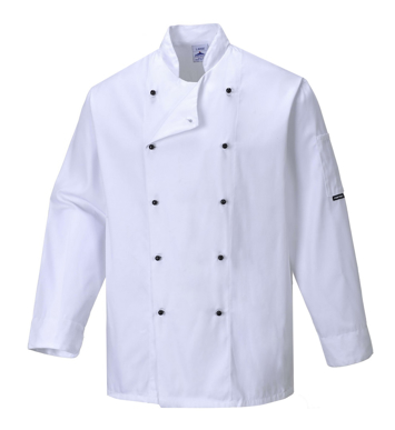 Picture of Prime Mover-C834-Somerset Chef Jacket