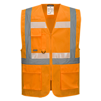 Picture of Prime Mover-G456-Glowtex Executive Vest II