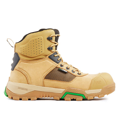 Picture of FXD Safety Boots-WB-1(Wheat)-WB-1 6.0 WHEAT