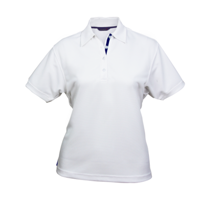 Picture of Stencil Uniforms-1162-Ladies S/S SUPERDRY POLO