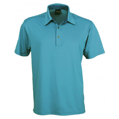 Picture of Stencil Uniforms-1058-Mens S/S SILVERTECH POLO
