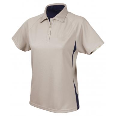 Picture of Stencil Uniforms-1157-Ladies S/S ARCTIC POLO