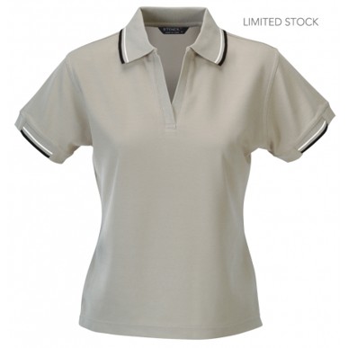 Picture of Stencil Uniforms-1110i-Ladies S/S STANDARD PLUS S/S POLO