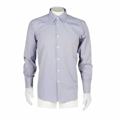 Picture of LSJ collection-2010L-BK-Mens Long sleeve classic fit business shirt