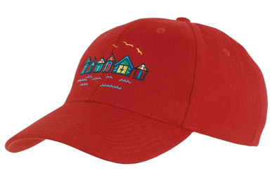 Picture of Headwear Stockist-3919-Premium American Twill College Cap