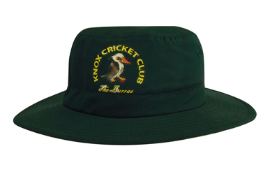 Picture of Headwear Stockist-4134-Microfibre Adjustable Bucket Hat