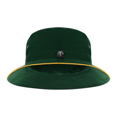 Picture of LW Reid-T4331B-Burke Microfibre Bucket Hat with Trim