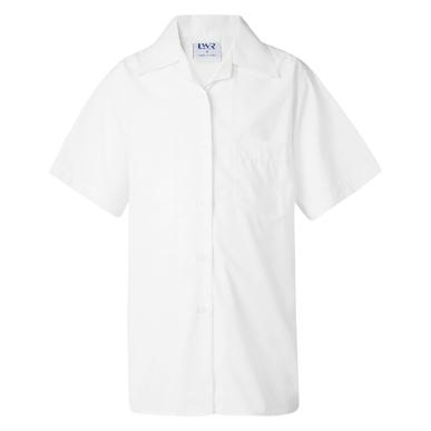 Picture of LW Reid-G3855-Dexter Short Sleeve School Blouse
