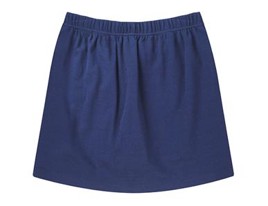 Picture of Midford Uniforms-SKO8170-CHILDRENS COTTON-BACK MICROMESH SKORT(SKO8170G)