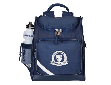 Picture of Midford Uniforms-BAG05-LOCKER TRADTIONAL JUNIOR SCHOOL BACKPACK(MB05)