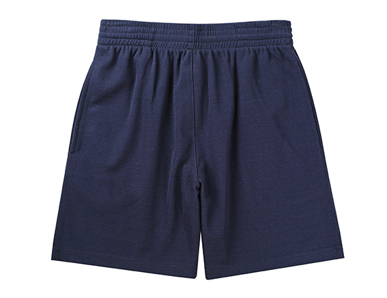 Picture of Midford Uniforms-SHO601-ADULTS COTTON-BACK MICROMESH SHORTS(SHO601A)