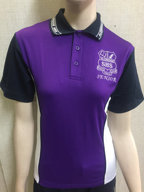 Picture of Aldridge Senior Polo (Unisex)