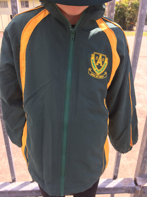 Picture of Albert State School Spray Jacket