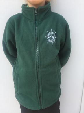 Picture of Sandy Strait School Fleece Jacket