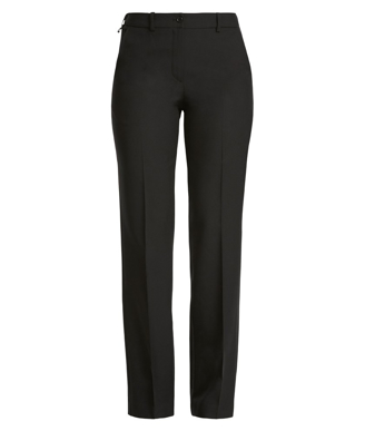 Picture of NNT Uniforms-CAT3NY-BLK-Elastic waist straight leg pant