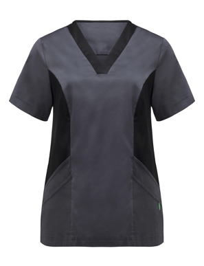 Picture of NNT Uniforms-CATU5B-CHP-Nightingale V-neck scrub top