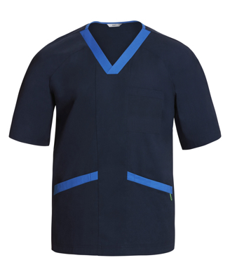 Picture of NNT Uniforms-CATJ2Q-NAV-Koller V-Neck Scrub Top