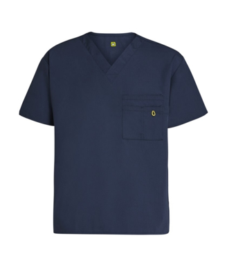 Picture of NNT Uniforms-CATRE4-NAV-Scrub top Alpha