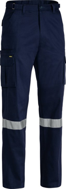 Picture of Bisley Workwear-BPC6007T-3M Taped 8 Pocket Cargo Pant