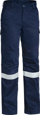 Picture of Bisley Workwear-BPC6021T-3M Taped Industrial Engineered Cargo Pant